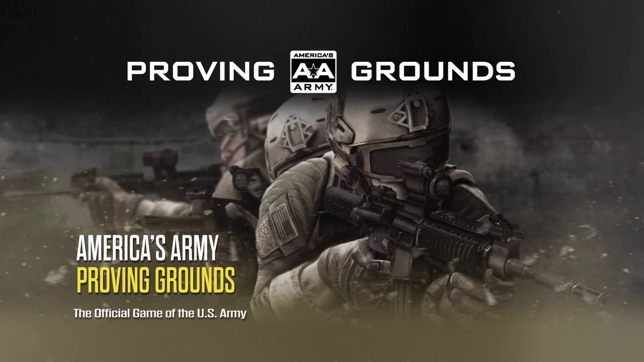 Americas Army Proving Grounds