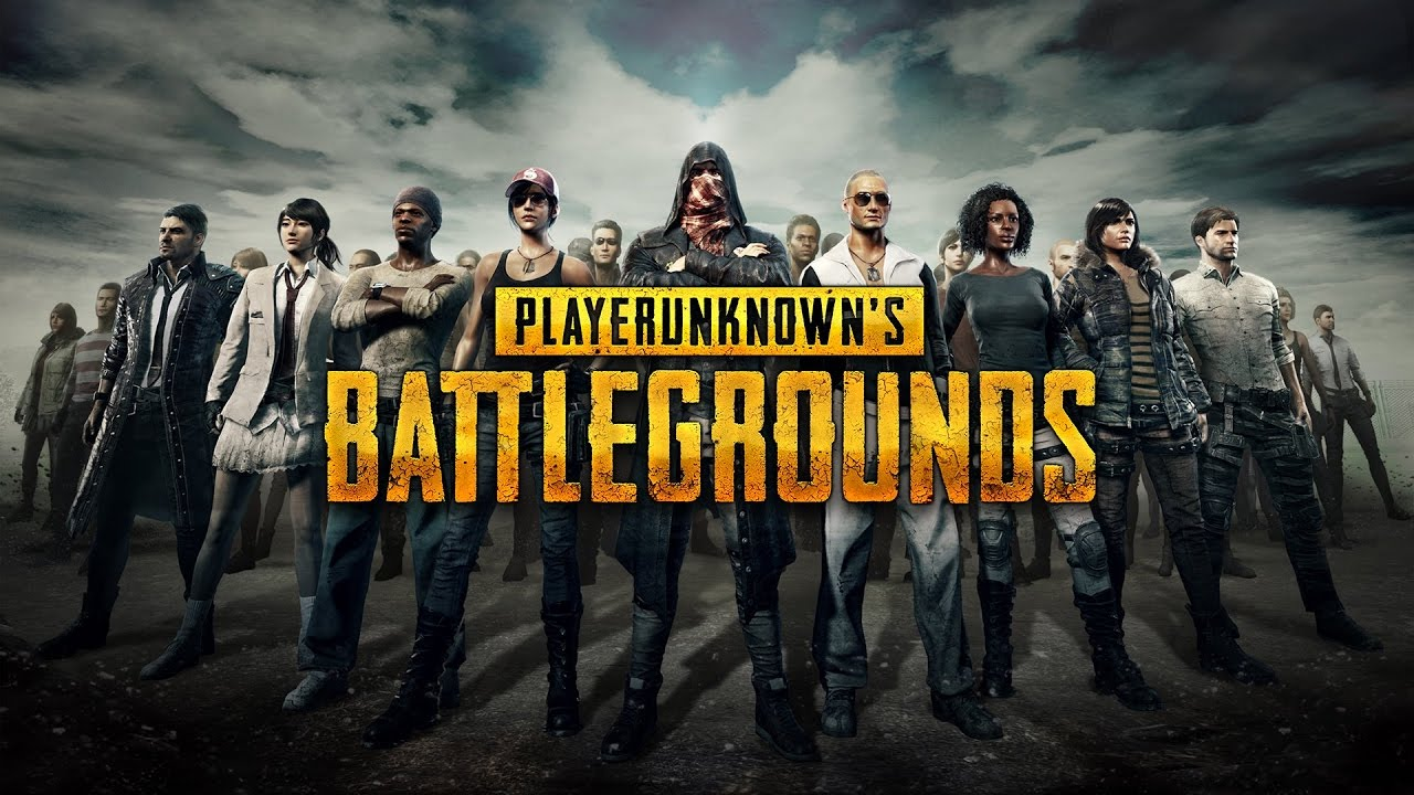 Playerunkowns Battlegrounds